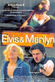 background picture for movie Elvis & marilyn