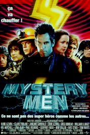 background picture for movie Mystery men