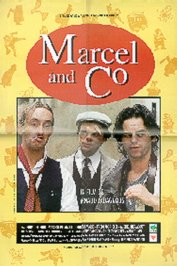 background picture for movie Marcel and co