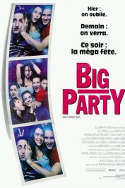 background picture for movie Big party