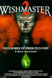 background picture for movie Wishmaster 2