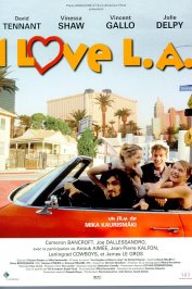 background picture for movie I love l.a.