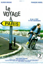 background picture for movie Le voyage à Paris