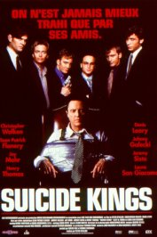 background picture for movie Suicide kings