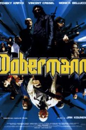 background picture for movie Dobermann