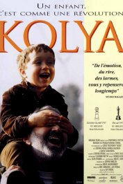 background picture for movie Kolya