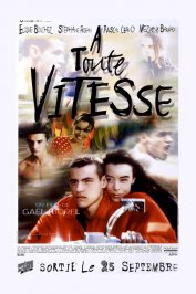 background picture for movie A toute vitesse
