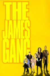 background picture for movie The james gang