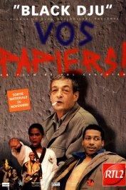 background picture for movie Black dju, vos papiers
