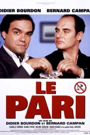 background picture for movie Le pari