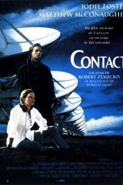 background picture for movie Contact