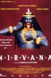 background picture for movie Nirvana