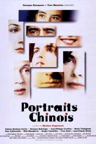 Affiche du film : Portraits chinois