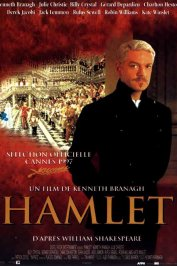 background picture for movie Hamlet