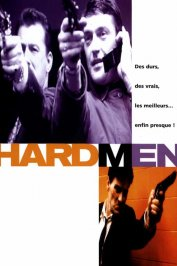 background picture for movie Hard men