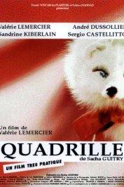 background picture for movie Quadrille