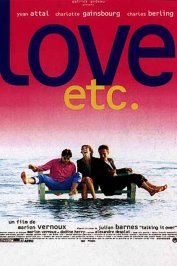 background picture for movie Love etc