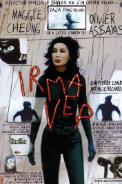 background picture for movie Irma vep