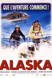 background picture for movie Alaska