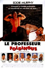background picture for movie Le professeur foldingue