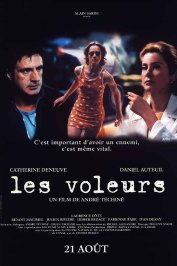 background picture for movie Les voleurs