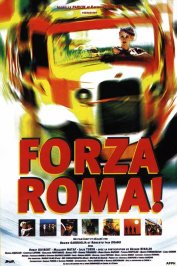 background picture for movie Forza roma