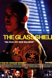 background picture for movie The glass shield
