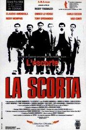 background picture for movie La scorta