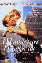 background picture for movie Milliardaire malgre lui