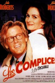 background picture for movie Les complices