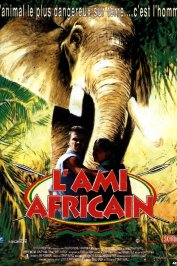 background picture for movie L'ami africain