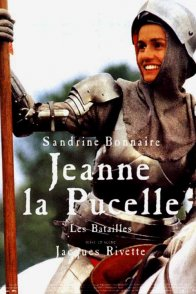Affiche du film : Jeanne la pucelle les batailles