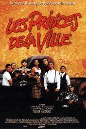background picture for movie Les princes de la ville