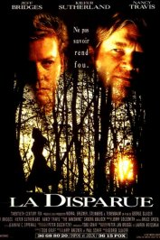 background picture for movie La disparue