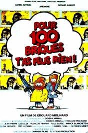 background picture for movie Pour 100 briques t'as plus rien