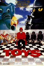 background picture for movie Toys