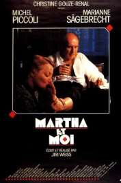 background picture for movie Martha et moi