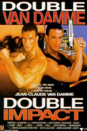 background picture for movie Double impact