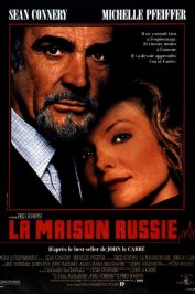 background picture for movie La maison Russie