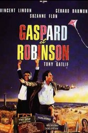 background picture for movie Gaspard et robinson