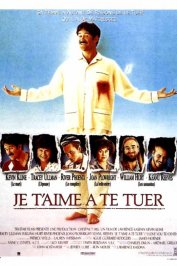 background picture for movie Je t'aime à te tuer