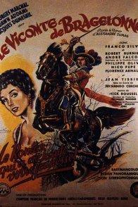 Affiche du film : Le vicomte de bragelonne