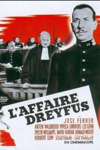 Affiche du film : L'affaire dreyfus