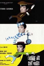 background picture for movie L'Homme aux cent visages