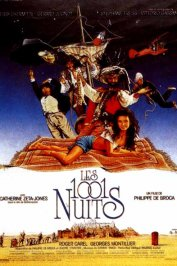 background picture for movie Les mille et une nuits
