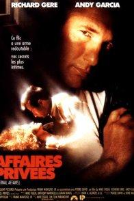Affiche du film : Affaires privees