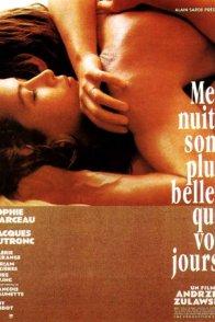 Affiche du film : Mes nuits sont plus belles que vos jours