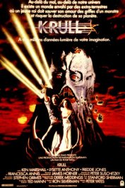 background picture for movie Krull