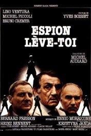 background picture for movie Espion lève-toi
