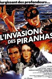 background picture for movie L'invasion des piranhas